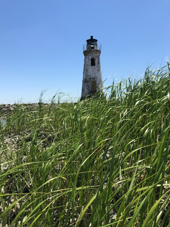 Kayak to Cockspur Island Lighthouse